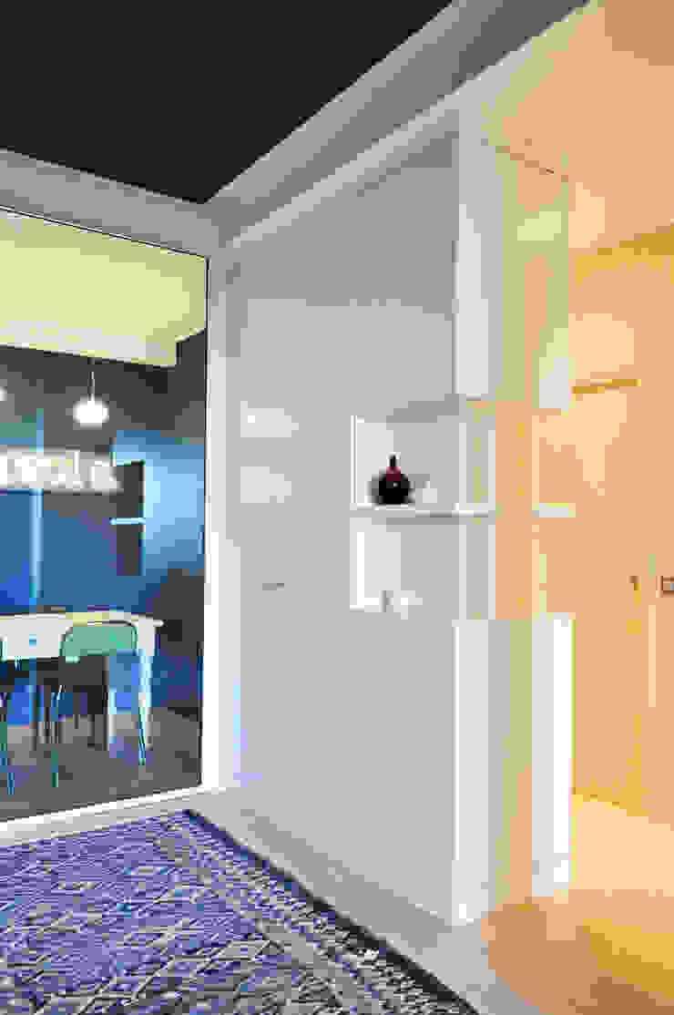 APPARTEMENT PARIS XVI Salle à manger moderne par Barbara Sterkers , architecte d'intérieur Moderne