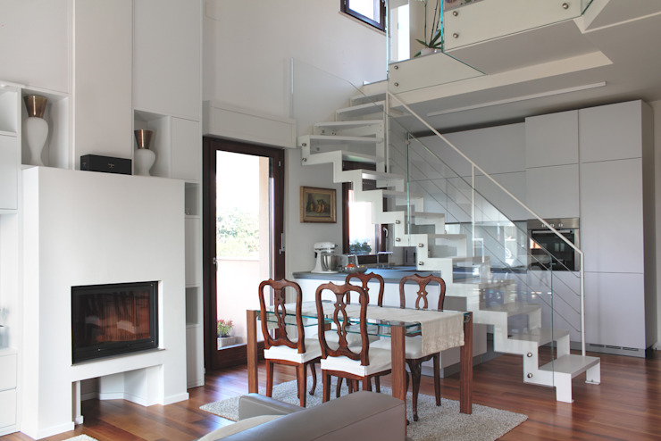 Дома в стиле модерн от Barberini & Gunnell Модерн