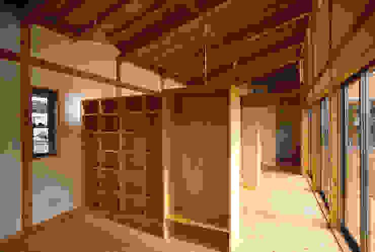子供室 オリジナルデザインの 子供部屋 の 八島建築設計室 オリジナル