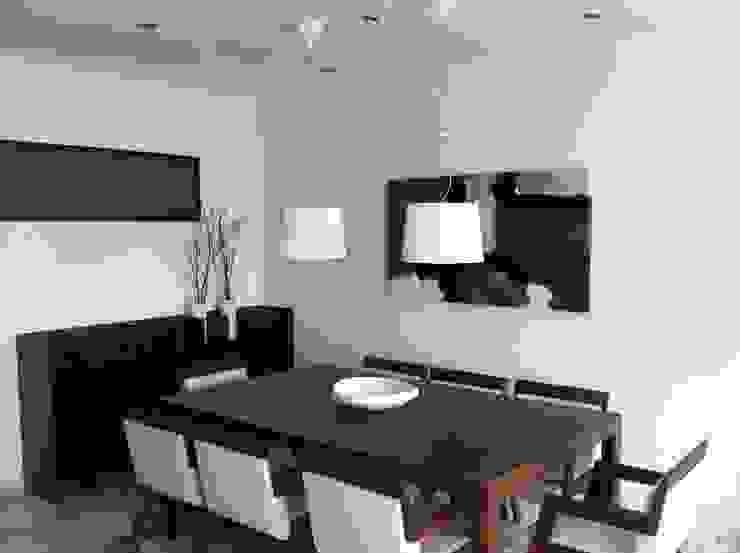 St. Regis Residence 2105 Casas modernas de PHia Moderno