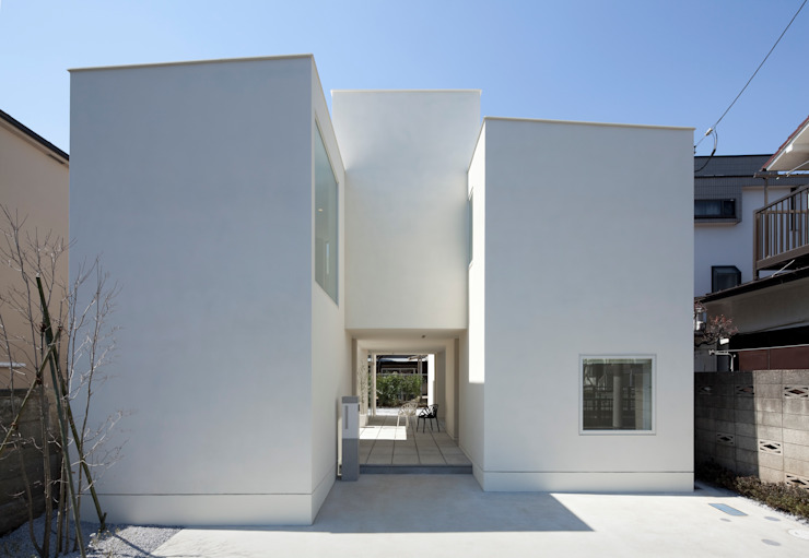 Дома от Aida Atelier, Inc.