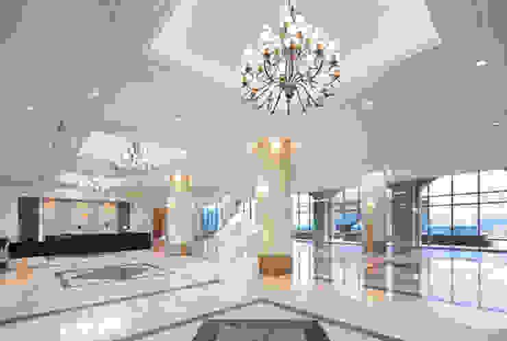 Cheonan Huracle Resort 모던 스타일 호텔 by 나우동인건축사사무소 모던