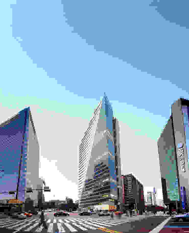 Myeong-dong District 3 Urban Environmental Improvement Project by 나우동인건축사사무소 모던