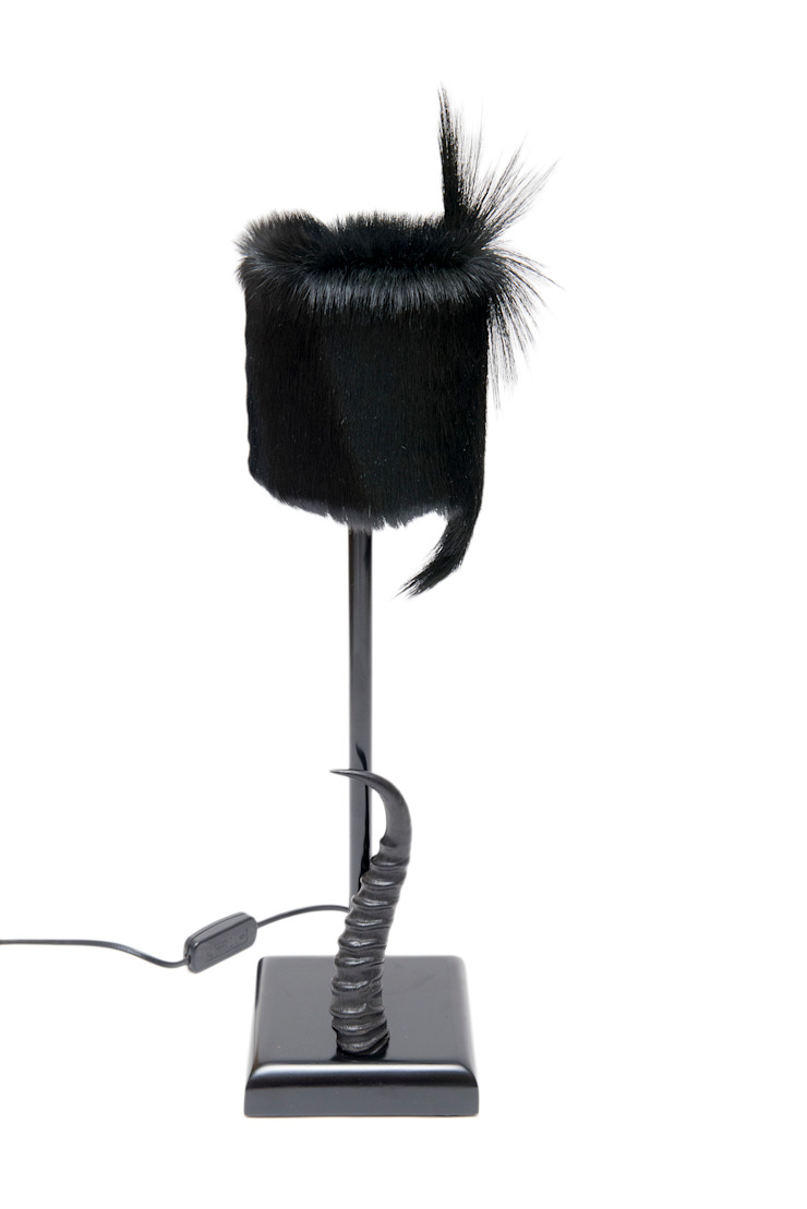 Springbok Table Lamp: modern  by From Africa, Modern