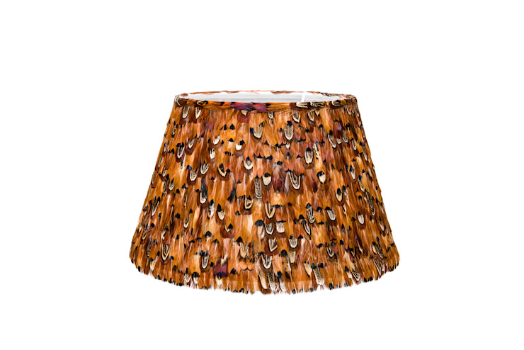 Pheasant Lamp Shade: modern  by From Africa, Modern