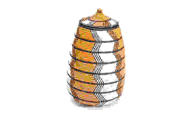 Zulu Basket: modern  by From Africa, Modern