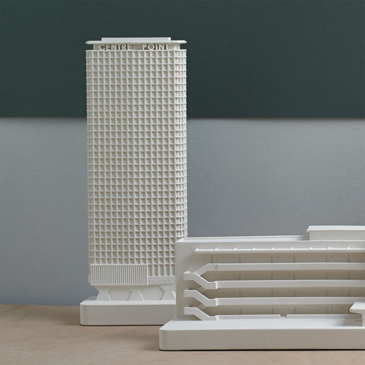 Architectural Models by Chisel & Mouse