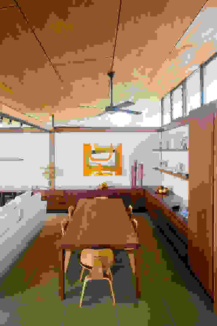 Project #1 CHROFI Comedores de estilo moderno