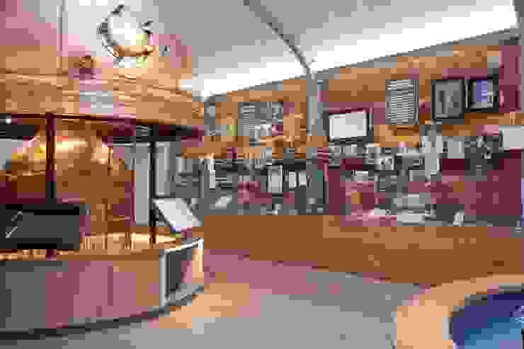 Robinsons Brewery: modern  by Mowat & Company Ltd, Modern
