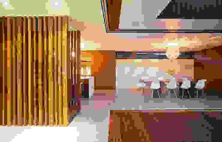 Project #2 Modern dining room by CHROFI Modern