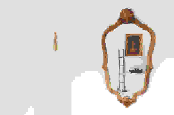 Quartos minimalistas por Elsa Noblet Minimalista