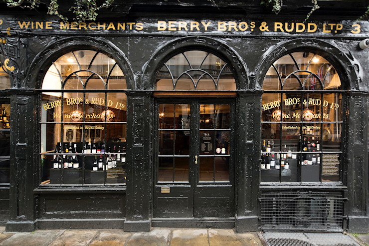 Berry Bros. & Rudd London Mowat & Company Ltd 辦公室&店面