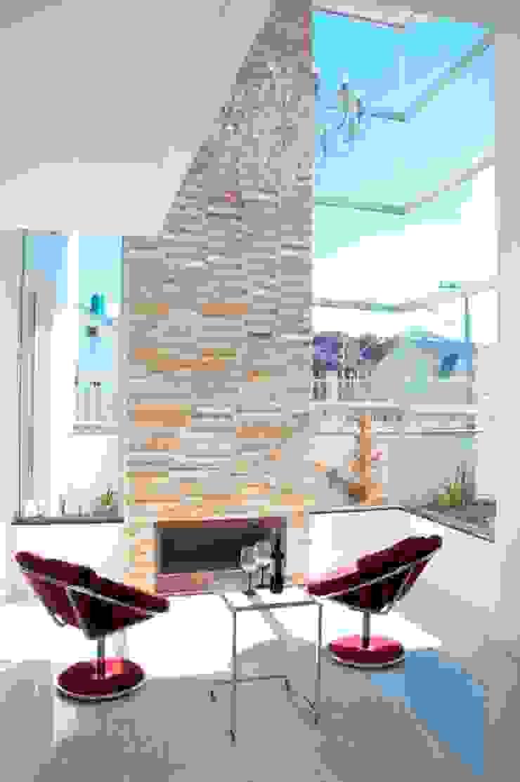 Casa M+M por Biazus Arquitetura e Design Moderno