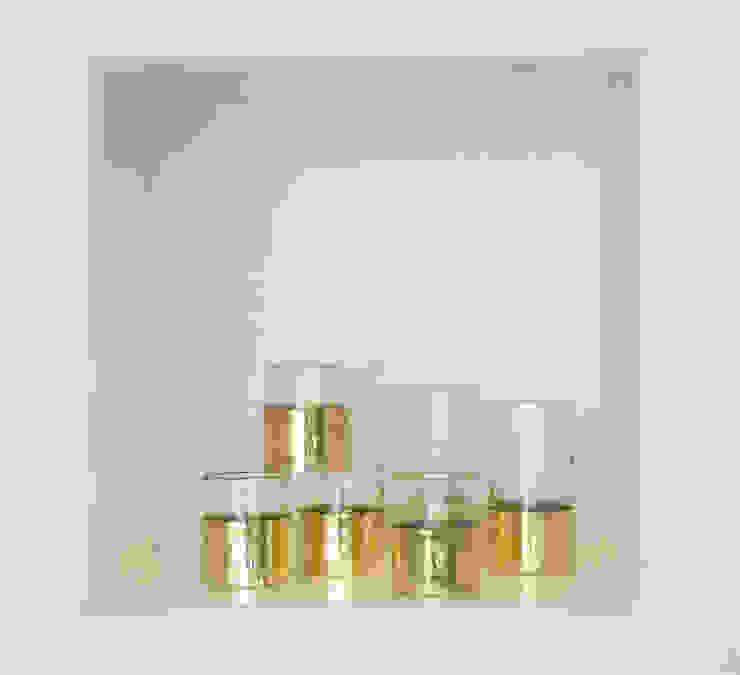 NDEFU YA SHABA GLASS: modern  by Otago Design, Modern