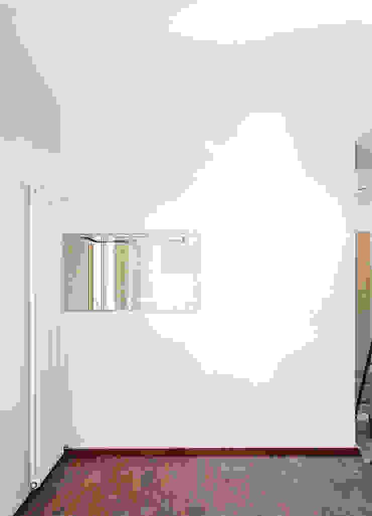 la parete che cela la cucina Giancarlo Covino