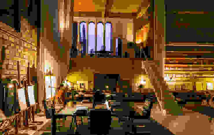 Espaços comerciais por Ricardo Bofill Taller de Arquitectura