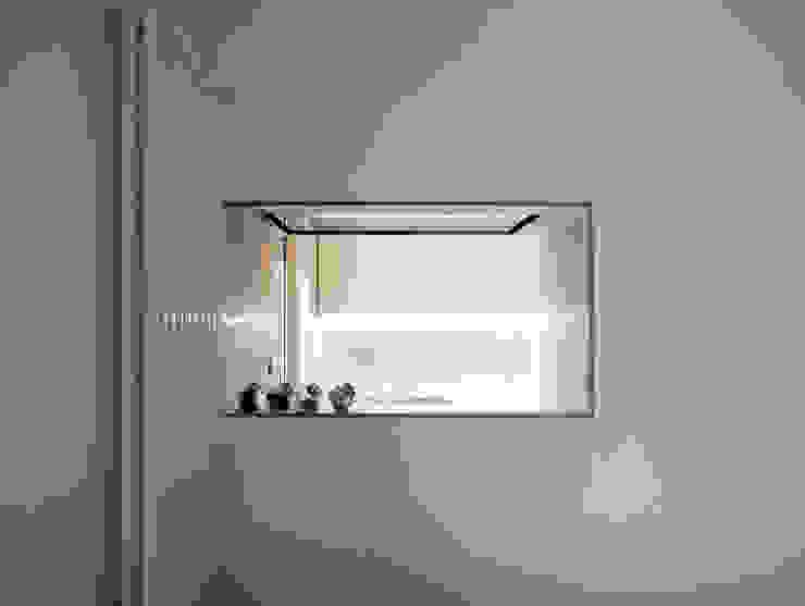 vista della zona cottura dal soggiorno di Giancarlo Covino