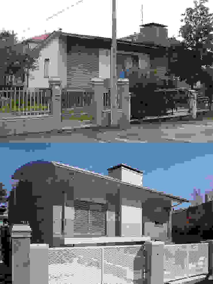 Villino Conti di Stefano Zaghini Architetto Moderno