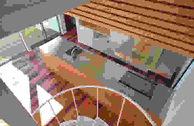 HOUSE-SMT モダンな キッチン の 島田博一建築設計室 モダン