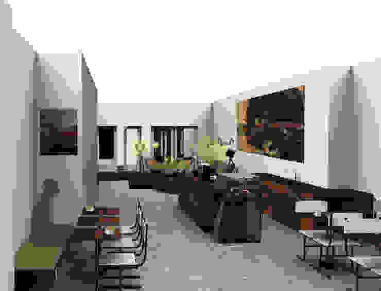 Eric's Coffee Lounge bar Scandinavische bars & clubs van Alexander Claessen Scandinavisch