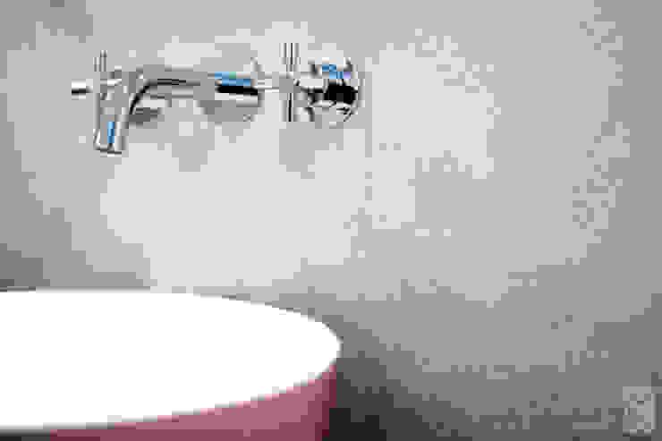 Willowa Aleja Skandynawska łazienka od NA NO WO ARCHITEKCI Skandynawski