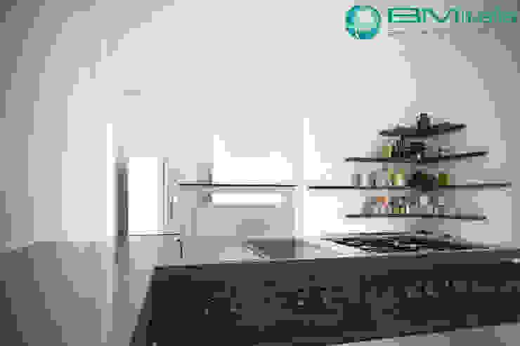 Cucina privata di Fabio Gianoli Moderno
