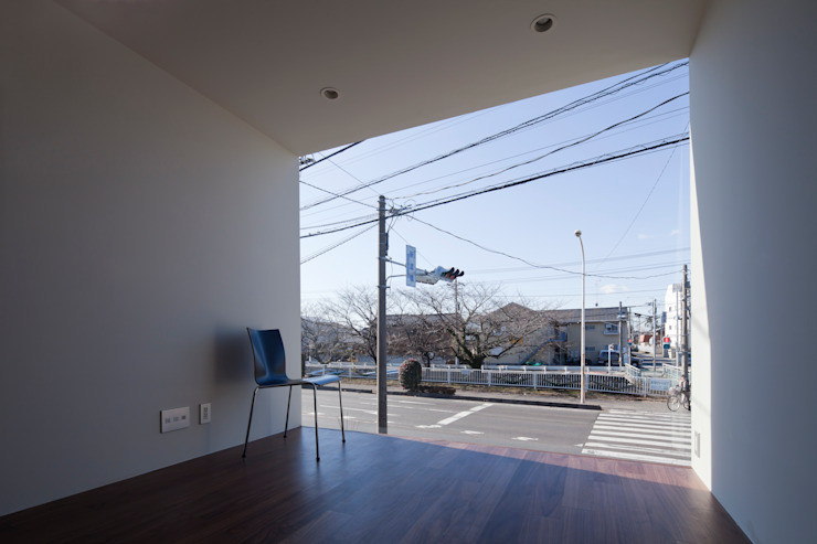 吉川の家 / House in Yoshikawa: 庄司寛建築設計事務所 / HIROSHI SHOJI  ARCHITECT&ASSOCIATESが手掛けた現代のです。,モダン
