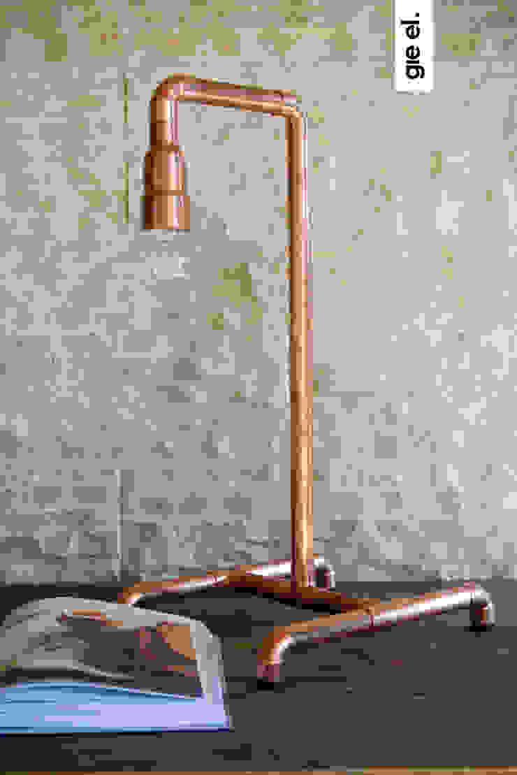 Industrial lamp od Gie El Home Industrialny