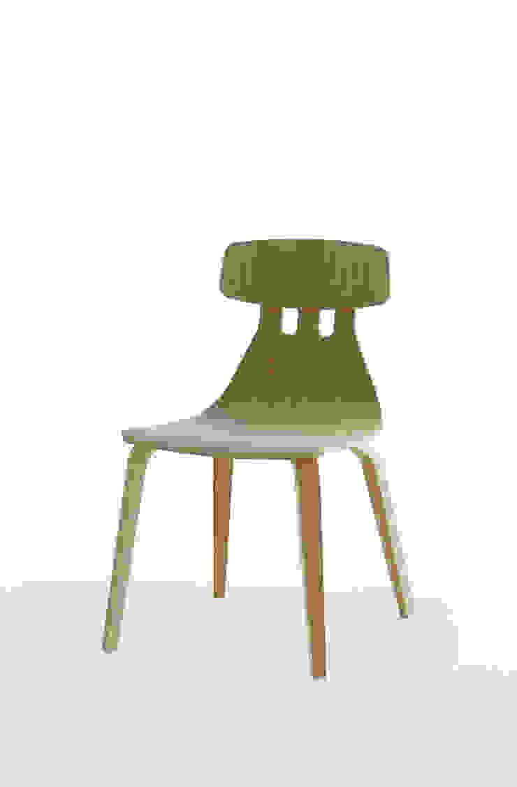 Sedia Milla – design Sami Kallio per Crassevig di Crassevig