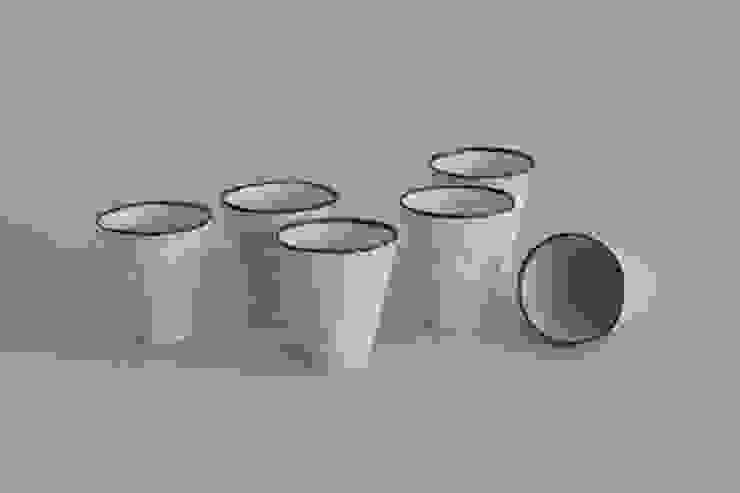 Gobelets porcelaines Pauline Georgeault Salle à mangerVaisselle & verrerie