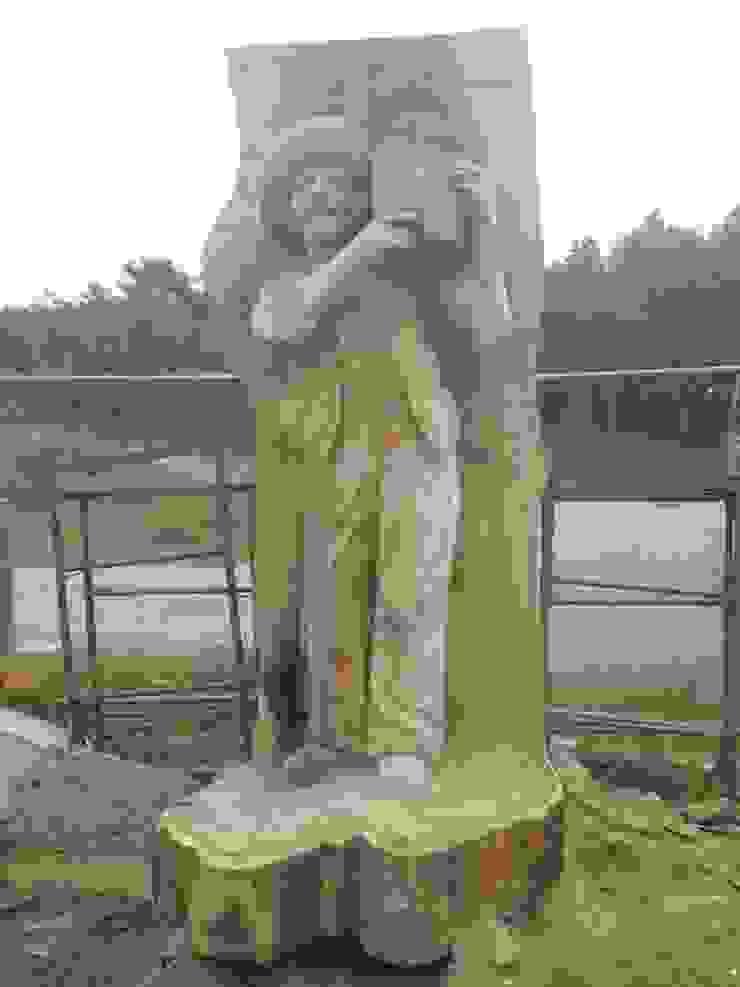 Treehouse by Simon Archer Sculptor