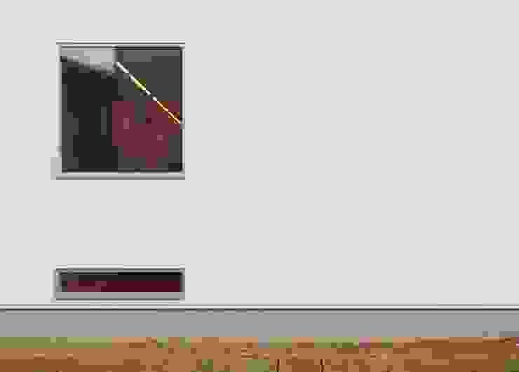 開口部のディテール モダンな 家 の 石嶋寿和/石嶋設計室 モダン