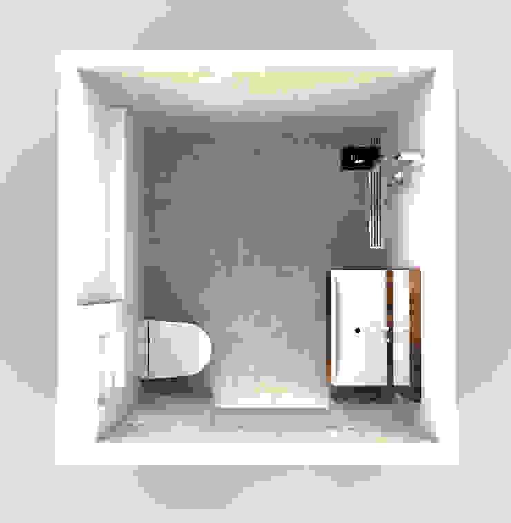 Bathroom Minimalistische badkamers van Alexander Claessen Minimalistisch