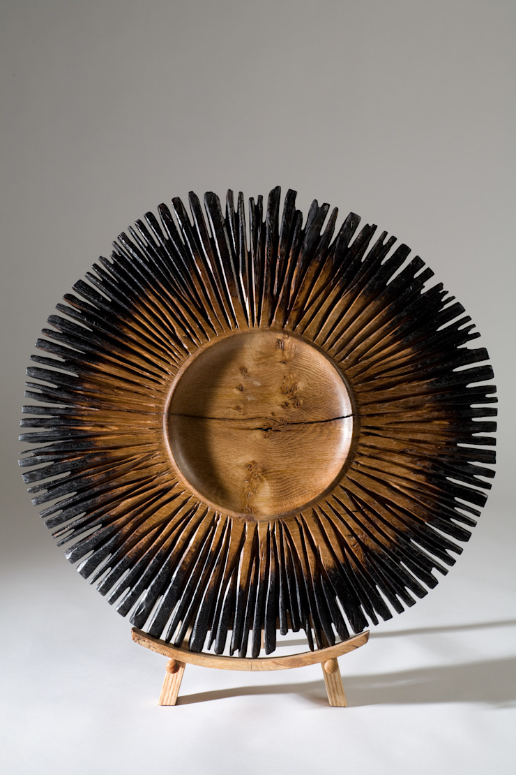 Burnt Fingers by Kieran Higgins Woodturnings