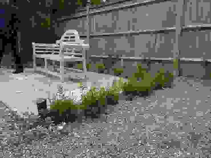 Jardines de estilo  por Cornus Garden Design,