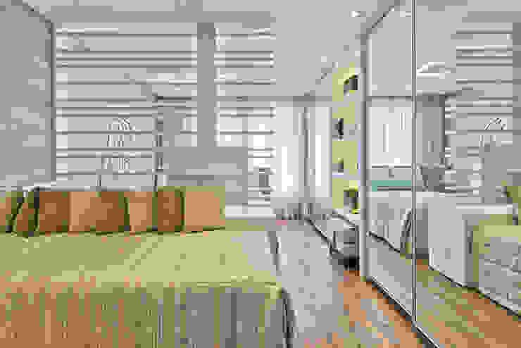 Casa em Jurerê Internacional – SC – Brasil Quartos clássicos por Samara Barbosa Arquitetura Clássico