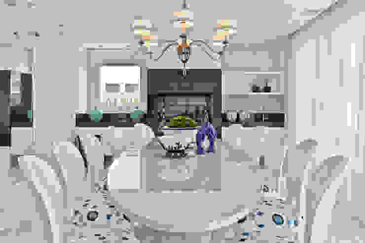 Dining room by Samara Barbosa Arquitetura