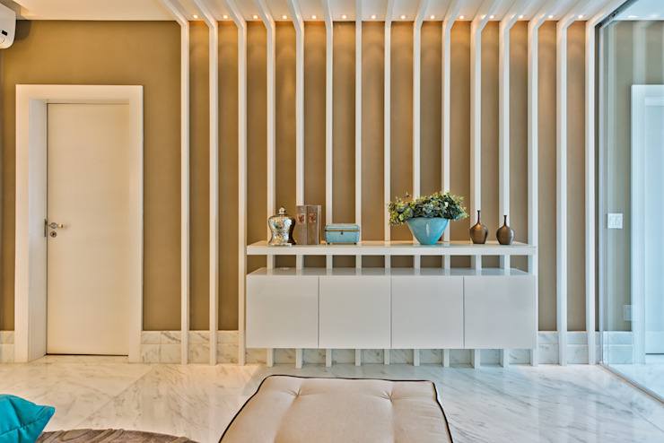 Comedores de estilo clásico de Samara Barbosa Arquitetura Clásico