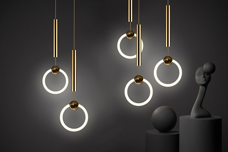 Ring Light: modern  by Lee Broom, Modern