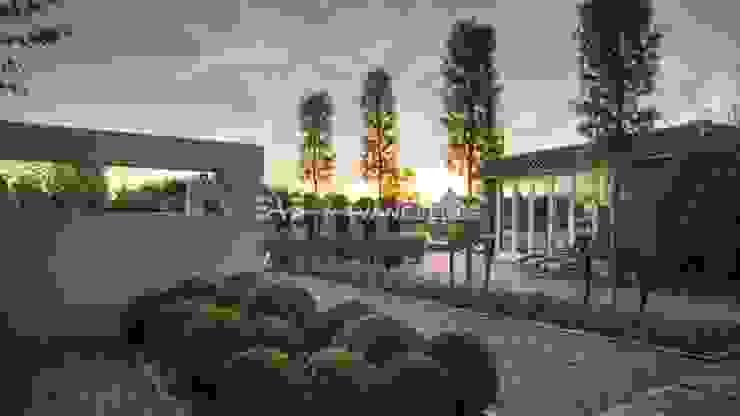Jardines de estilo mediterráneo de ERIK VAN GELDER | Devoted to Garden Design Mediterráneo