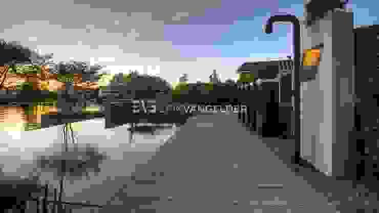 Jardines de estilo minimalista de ERIK VAN GELDER | Devoted to Garden Design Minimalista