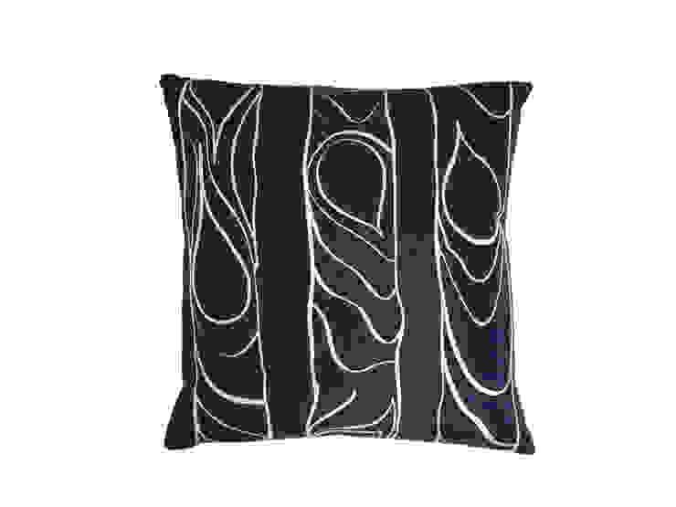 Zhivago cushion 'small': modern  by NAT MAKS, Modern