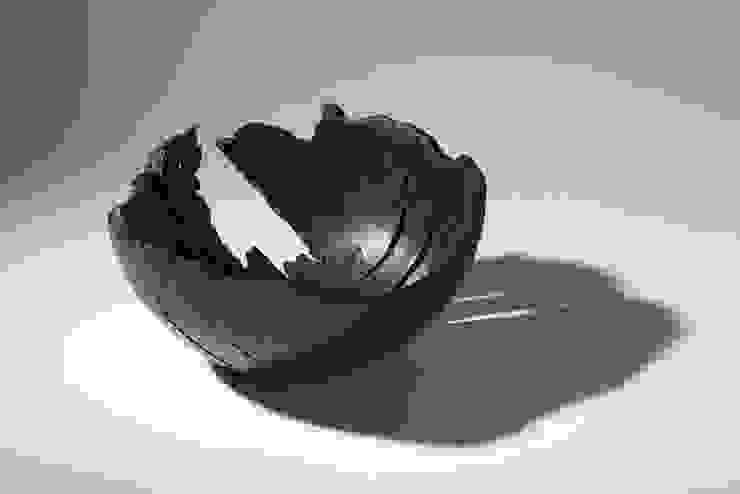 Bog Oak Bowl by Kieran Higgins Woodturnings