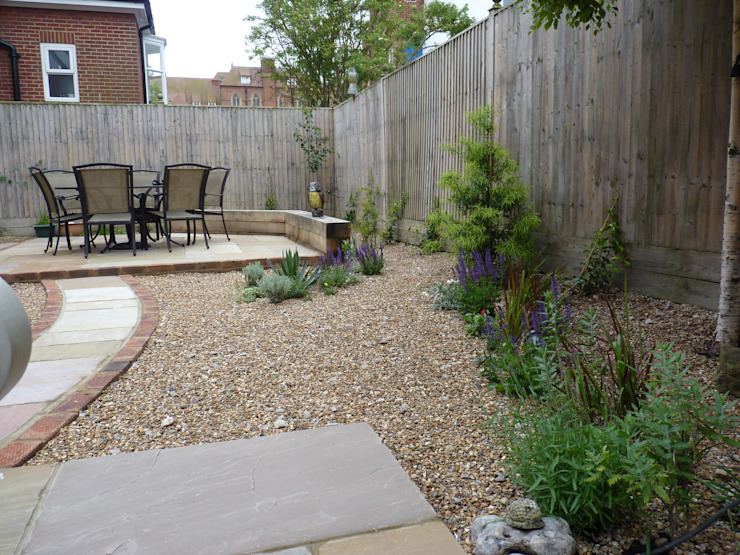 Сады в . Автор – Cornus Garden Design,