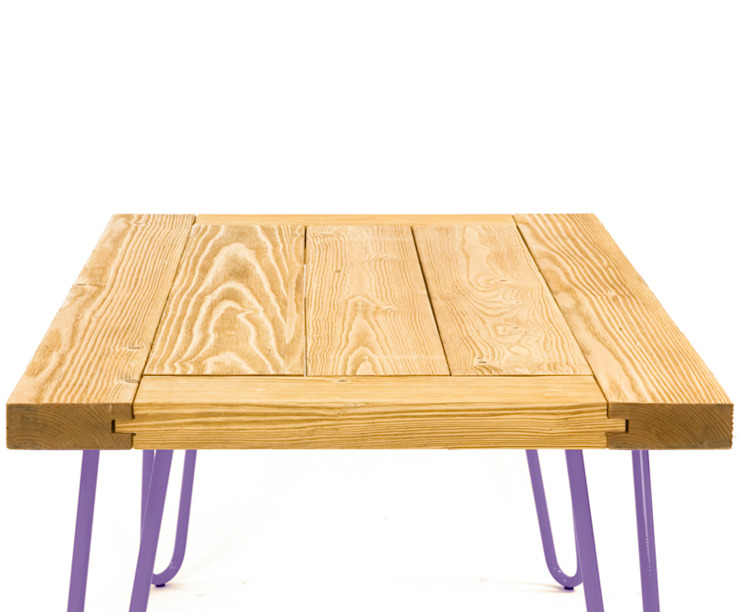 tables with a real piece of wood od Gie El Home Nowoczesny