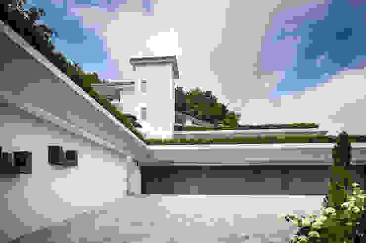 Villa T Moderne Garagen & Schuppen von DITTEL ARCHITEKTEN GMBH Modern