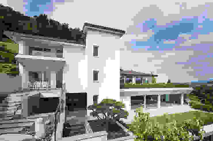 Villa T Moderne Häuser von DITTEL ARCHITEKTEN GMBH Modern