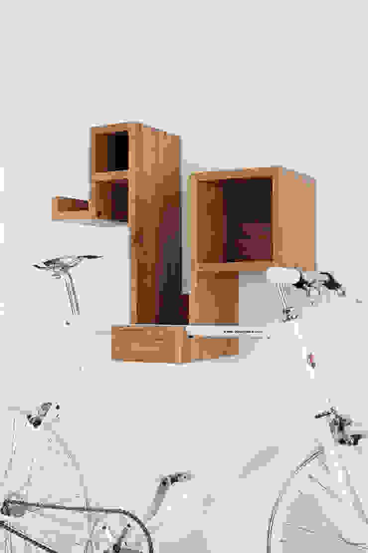 Pedal Pod by Tamasine Osher Design
