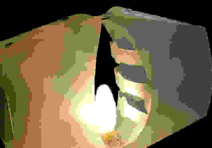 Particolare della lampada di Caterina Lamberti Designer Scandinavo