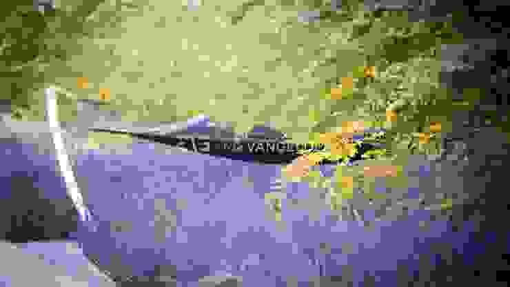 Moderne villatuin Middelburg: modern  door ERIK VAN GELDER | Devoted to Garden Design, Modern